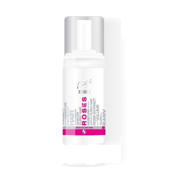 Увлажняющая пенка для укладки волос с Дамасской розой Moisture Hair Foam SPA MASTER PROFESSIONAL