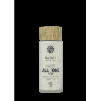 Флюид после бритья ALL IN ONE Multi Effect AFTER SHAVE All IN ONE NAOBAY