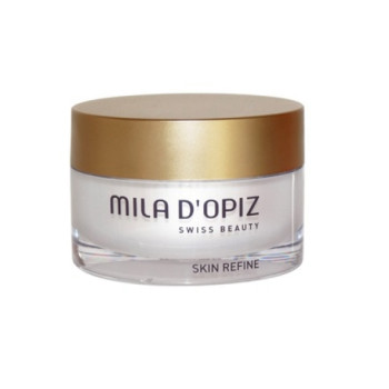 Интенсивный восстанавливающий крем с эффектом мягкого пилинга Intense Repair Cream with Soft Peeling Effect MILA D'OPIZ