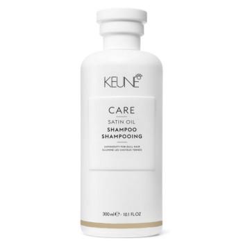 Шампунь Шелковый уход CARE Satin Oil Shampoo KEUNE