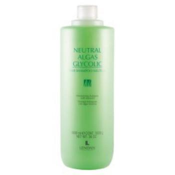 Гликолевый шампунь на основе водорослей Shampoo Neutral Algas Glycolicl LENDAN