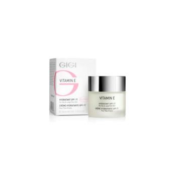 Крем увлажняющий для жирной кожи E Moisturizer for oily skin GIGI