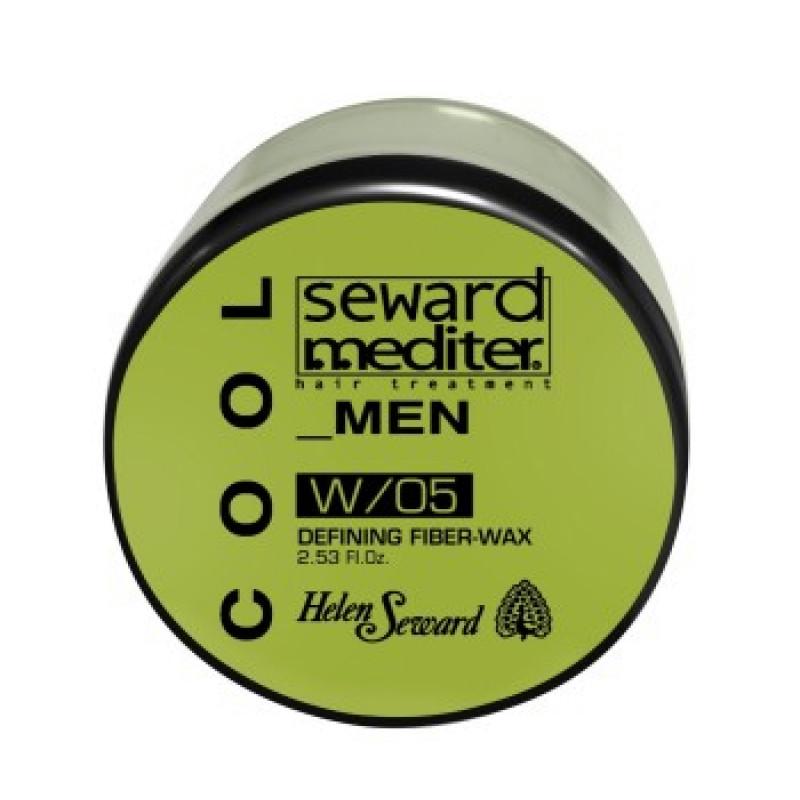 DEFINING FIBER-WAX W/05 Матовый волокнистый воск для текстурирования волос HELEN SEWARD