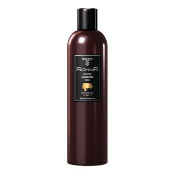 Шампунь для осветлённых и обесцвеченных волос c Кератином Richair EGOMANIA