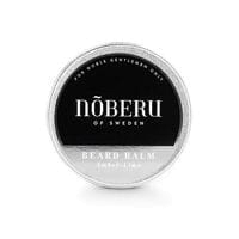 Бальзам для бороды Beard Balm Amber Lime NOBERU
