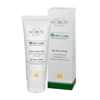 Жиросжигающий, лимфодренажный гель / Norel Gluco Stop Gel with a fat reducing complex NOREL DR. WILSZ