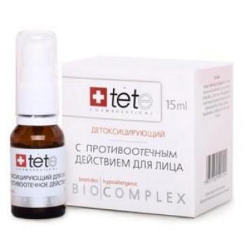 Биокомплекс детокс с противоотечным действием (Умные пептиды) 15 мл Tete