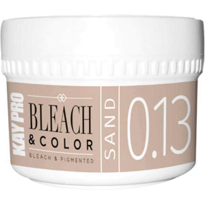 0.13 Пигментированная обесцвечивающая паста песок - Bleach Color Bleach Pigmented Sand KAYPRO