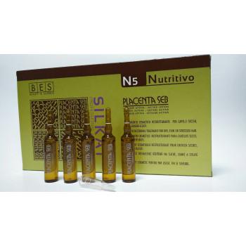 Концентрированный лосьон для восстановления структуры волос N5 Placenta Seb BES