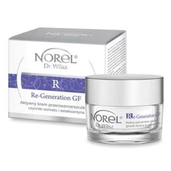 Активный крем против морщин с факторами роста и астаксантином / Norel Re-Generation Gf Active Anti-wrinkle Cream NOREL DR. WILSZ