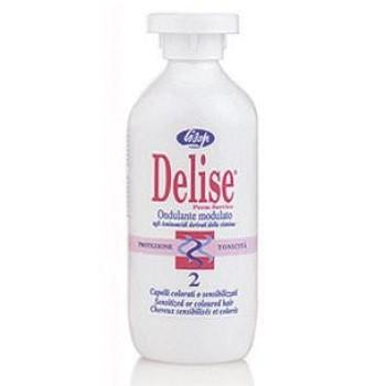 Лосьон для химической завивки - для окрашенных волос Delise 2 Wave Lotion for Colourad or Sensitive Hair LISAP MILANO