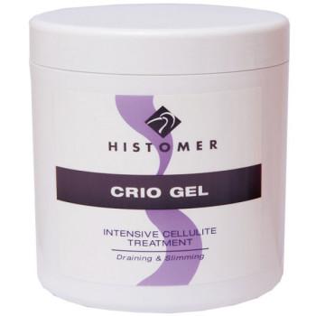 Гель для обертывания с дренажным и липолитическим действием CRIO GEL Histomer