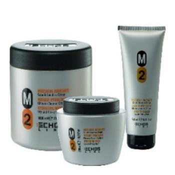 Маска для сухих волос с экстрактом кокоса M2 Dry and Frizzy Hair Mask ECHOSLINE