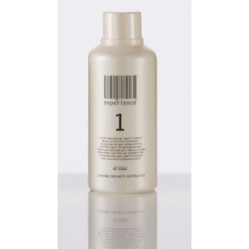 Химический состав для нормальных волос №1 Experience BY FAMA PROFESSIONAL