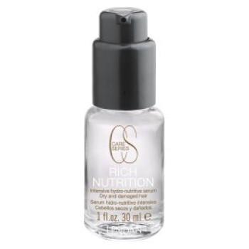 Cыворотка для сухих и поврежденных волос Intensive hydro-nutritive serum Rich Nutrition LENDAN
