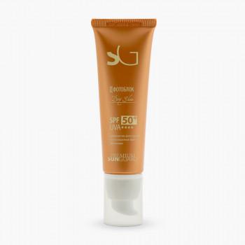 Крем фотоблок Dry Skin SPF 50 PREMIUM