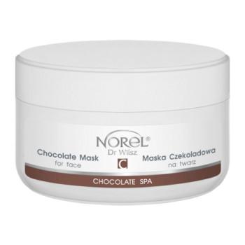 Питательная восстанавливающая шоколадная маска /Chocolate SPA - Chocolate mask for face NOREL DR.WILSZ