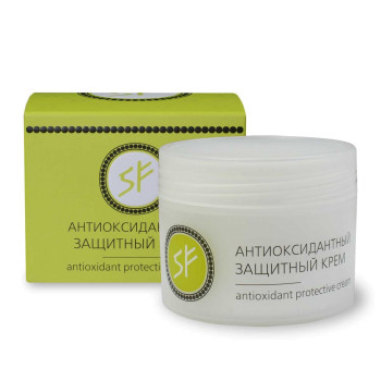 Защитный крем антиоксидантный 5F HEALTH BEAUTY