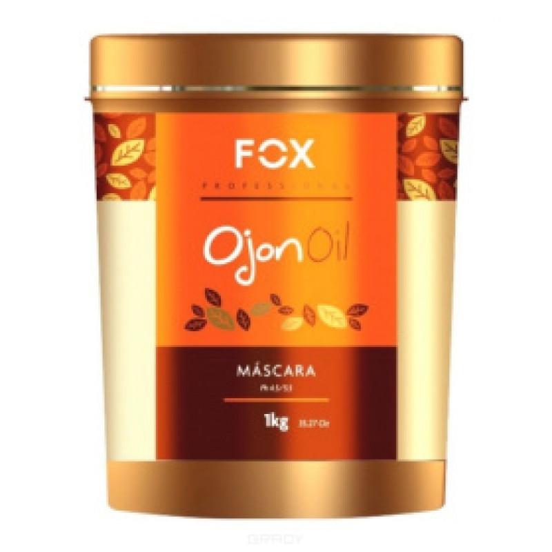 Питательная маска c маслом ореха пальмы ожон Ojon Oil FOX PROFESSIONAL