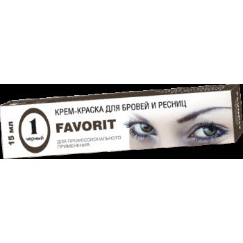 Краска для бровей и ресниц 'Favorit' FARMAVITA
