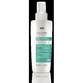 Питательный крем для волос мгновенного действия - Top Care Repair Hydra Care Nourishing Cream LISAP MILANO