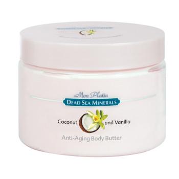 Масло для тела для предотвращения старения с ванильно-кокосовое DSM MON PLATIN