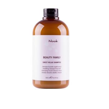 Шампунь для непослушных волос Ph 5,5 Sweet Relax Shampoo NOOK