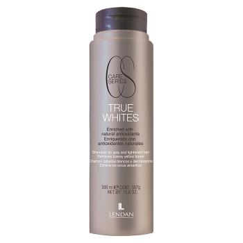 Шампунь для седых и обесцвеченных волос Shampoo True Whites LENDAN