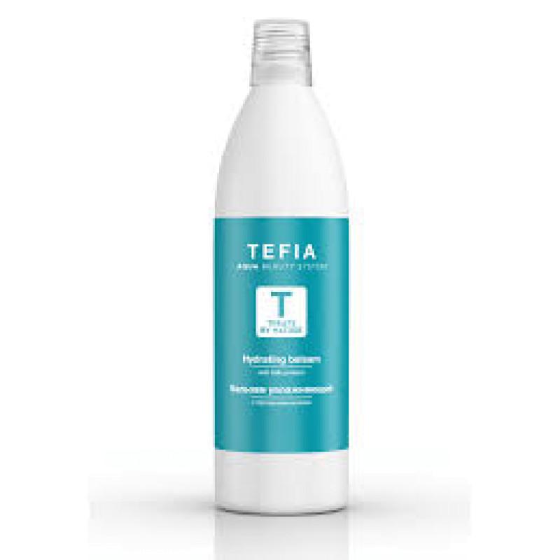 Бальзам увлажняющий с протеинами молока TEFIA