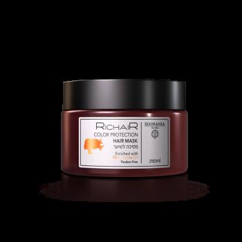 Маска защита цвета с маслом макадамии RICHAIR
