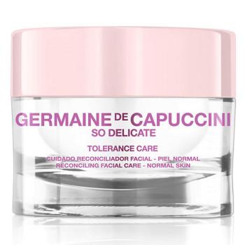 Крем успокаивающий для нормальной кожи So Delicate Tolerance Care GERMAINE DE CAPUCCINI
