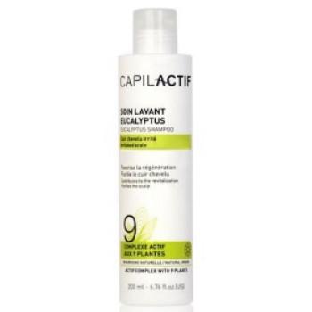 Эвкалиптовый шампунь для поврежденной и склонной к раздражениям кожи головы COIFFANCE