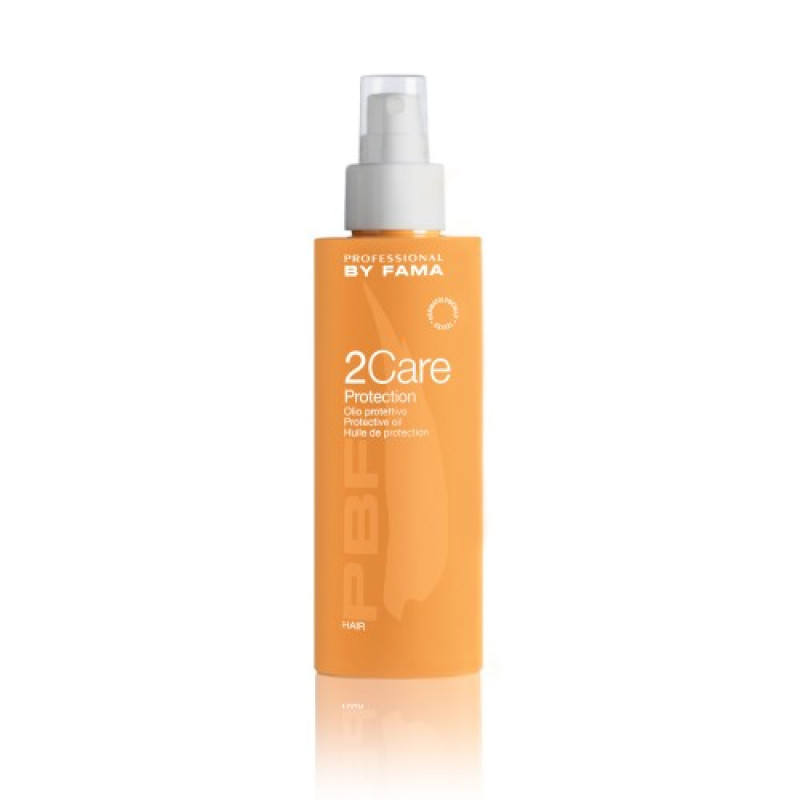 Защитное масло для волос 2Care protection olio BY FAMA PROFESSIONAL