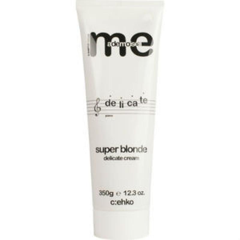 Крем для обесцвечивания волос Super Blonde Delicate Cream CEHKO