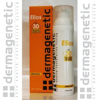 Крем солнцезащитный Elios SPF 30 DERMAGENETIC