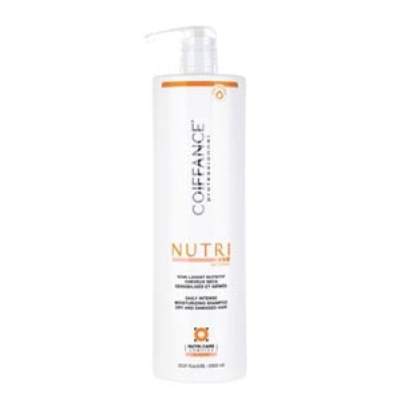 Интенсивно восстанавливающий шампунь для сухих,ослабленных и поврежденных волос (без сульфатов) COIFFANCE