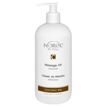 Кокосовое массажное масло /Coconut massage oil - Coconut SPA NOREL DR.WILSZ