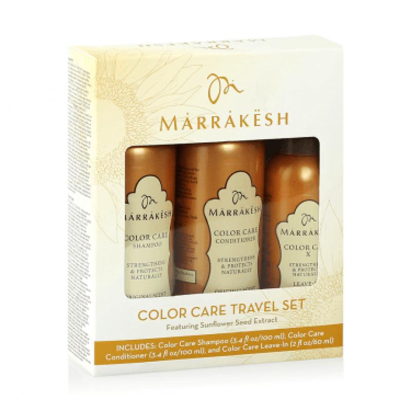 Набор женский для окрашенных волос Color Care Travel Set MARRAKESH