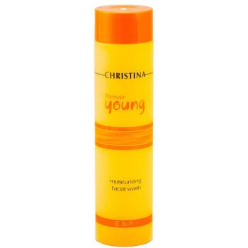 Forever Young Moisturizing Facial Wash Увлажняющий гель для умывания Christina (Кристина)