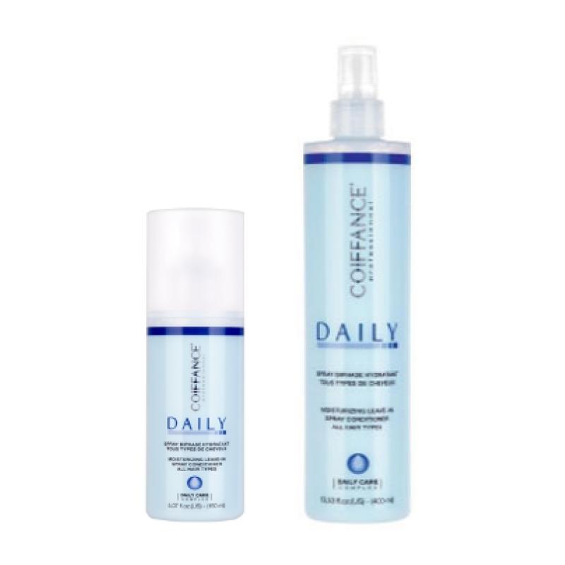 Двухфазный увлажняющий спрей для всех типов волос DAILY - SPRAY BIPHASE HYDRATANT COIFFANCE