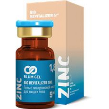 BIOREVITALIZER ZINK 1.8% BLUM COSMETICS