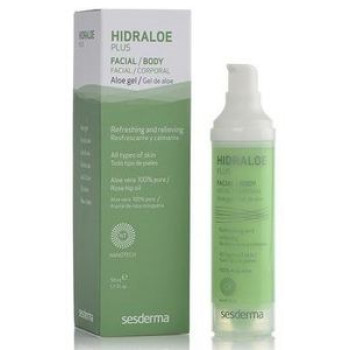 Hidraloe Aloe Gel Plus Алоэ-гель плюс SESDERMA