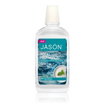 Ополаскиватель для полости рта с морской солью Sea salt mouth rinse JASON