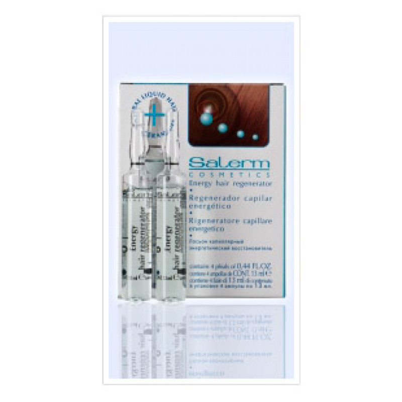 Лосьон капиллярный энергетический восстановитель Salerm (Салерм)