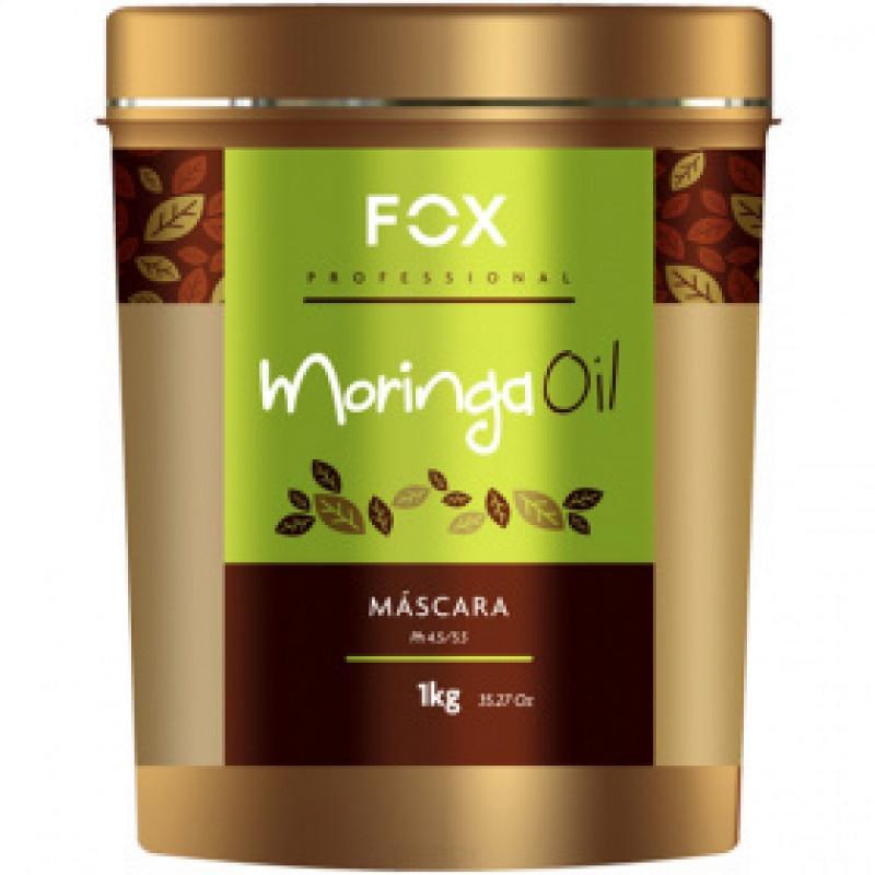 Увлажняющая маска с маслом моринги Moringa Oil FOX PROFESSIONAL