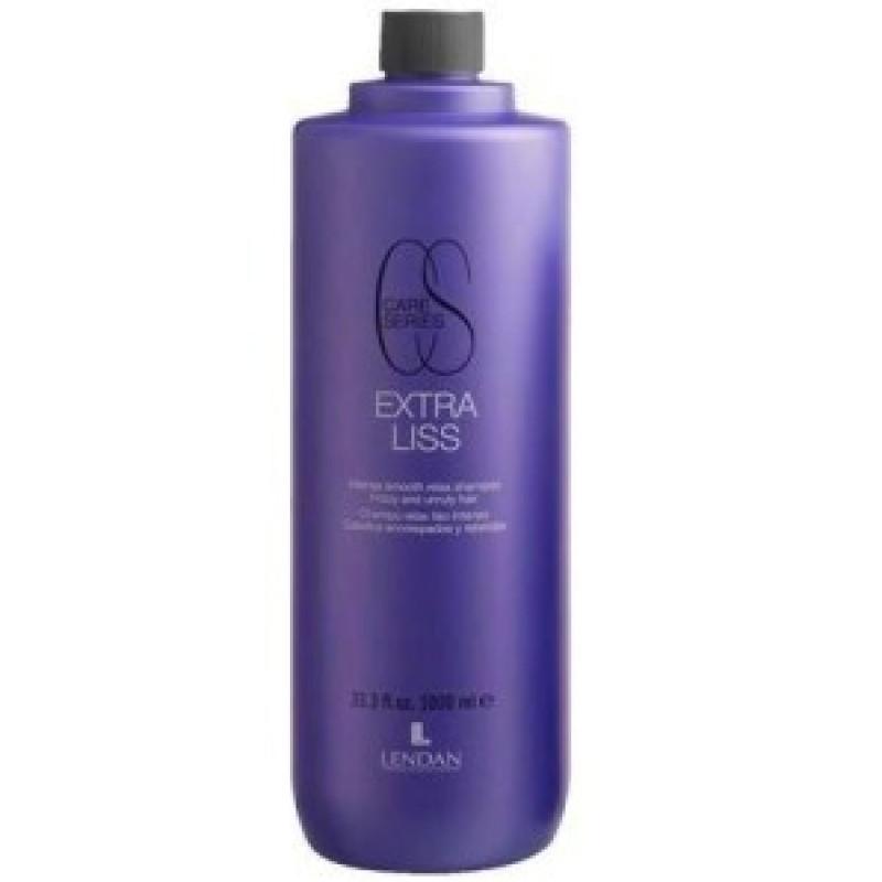 Шампунь с разглаживающим эффектом Shampoo intense smooth relax Extra Liss LENDAN