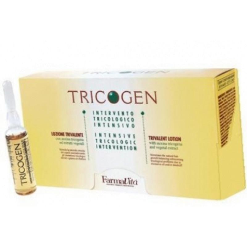 Лосьон для интенсивного трихологического воздействия Lotion Tricogen FARMAVITA