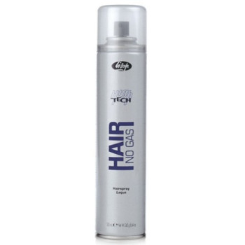 Лак без газа для укладки волос нормальной фиксации Higt Tech Hair No Gas Natural LISAP MILANO