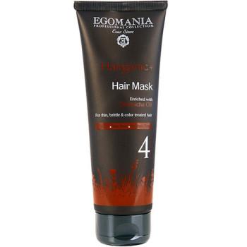 Маска с маслом облепихи для тонких, ломких и окрашенных волос EGOMANIA
