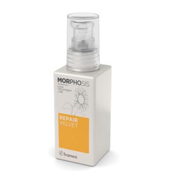 Флюид для увлажнения волос MORPHOSIS REPAIR VELVET FRAMESI